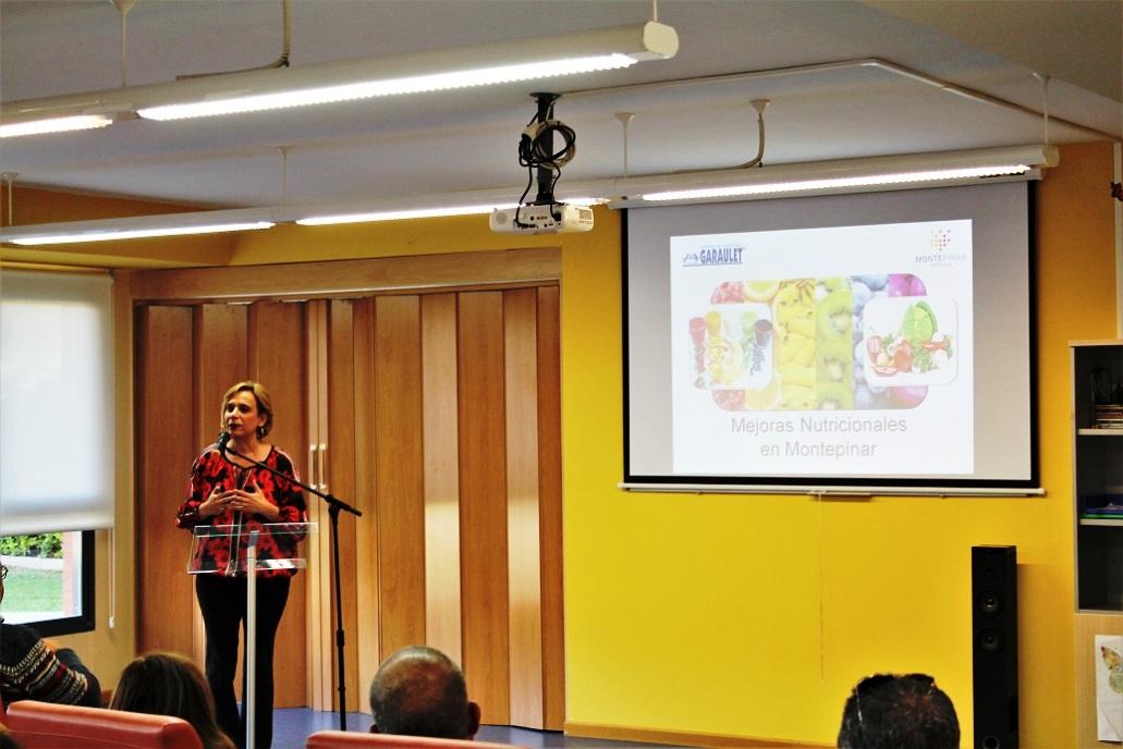 Presentación del Programa de Mejora Nutricional
