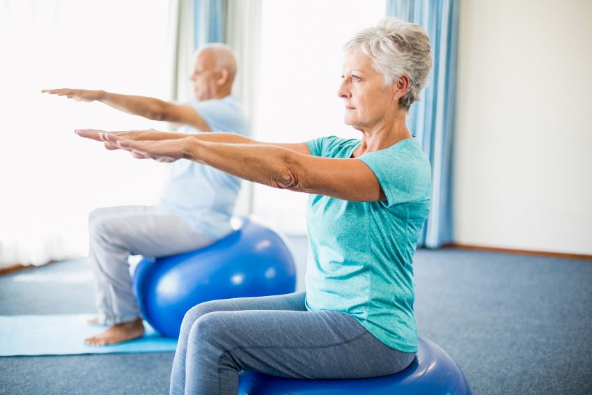 Cuáles son los beneficios de la gimnasia para mayores
